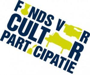 Logo fonds voor cultuur participatie